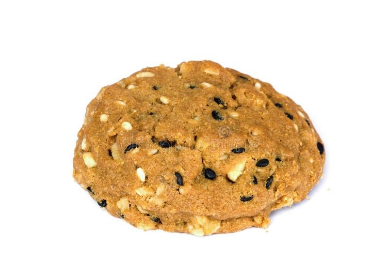 Download Печенья обломока шоколада. стоковое фото. изображение насчитывающей делить - 37927240