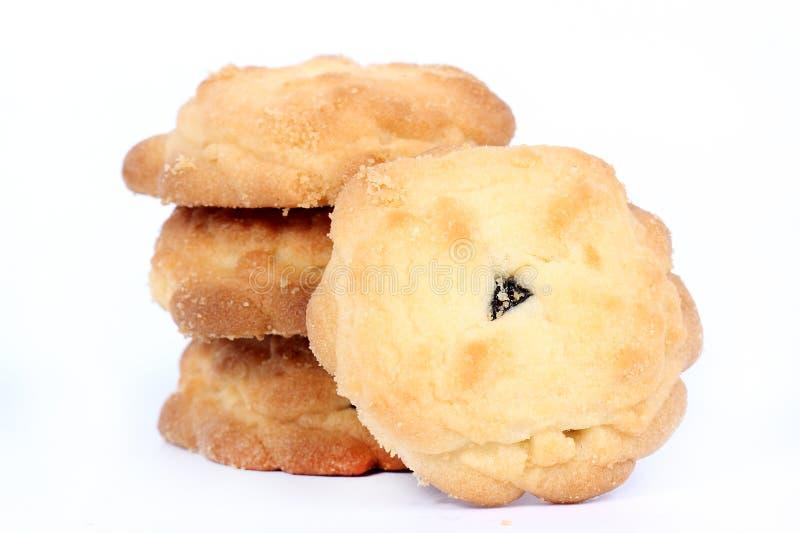 Печенья плодоовощ смешивания в стоге i стоковое изображение