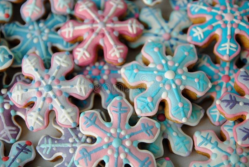 Печенья сахара рождества стоковые фото