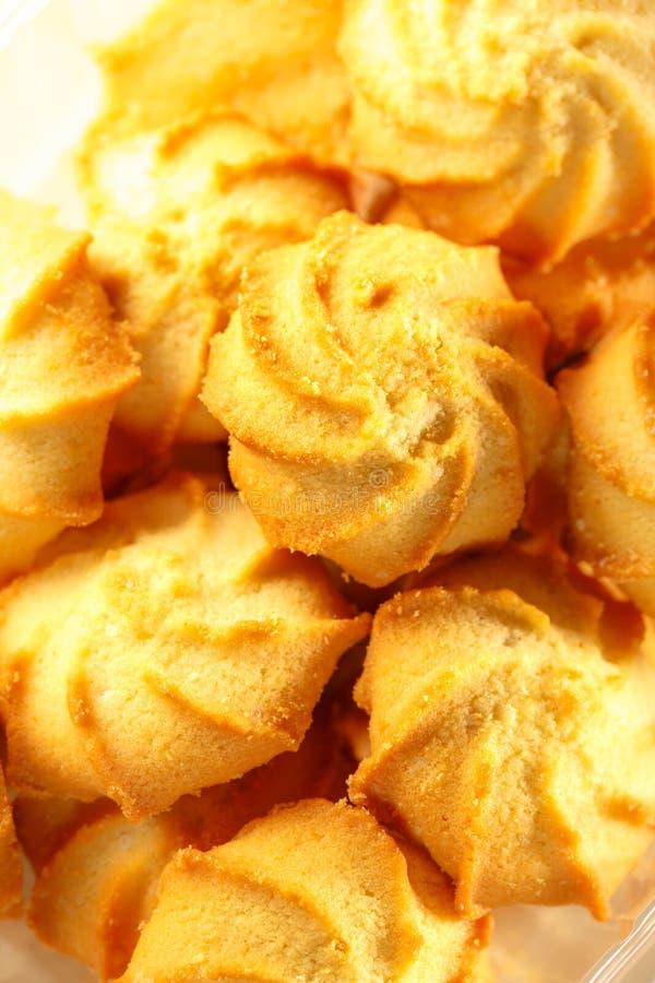 печенья свежие стоковое изображение