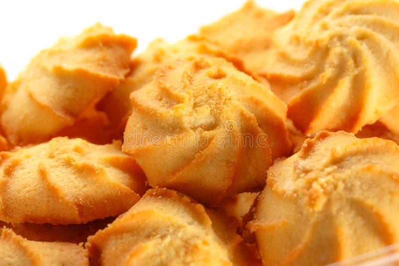 печенья свежие стоковое изображение rf