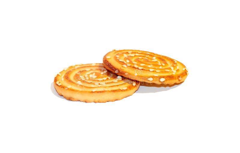 печенья сладостные стоковое фото