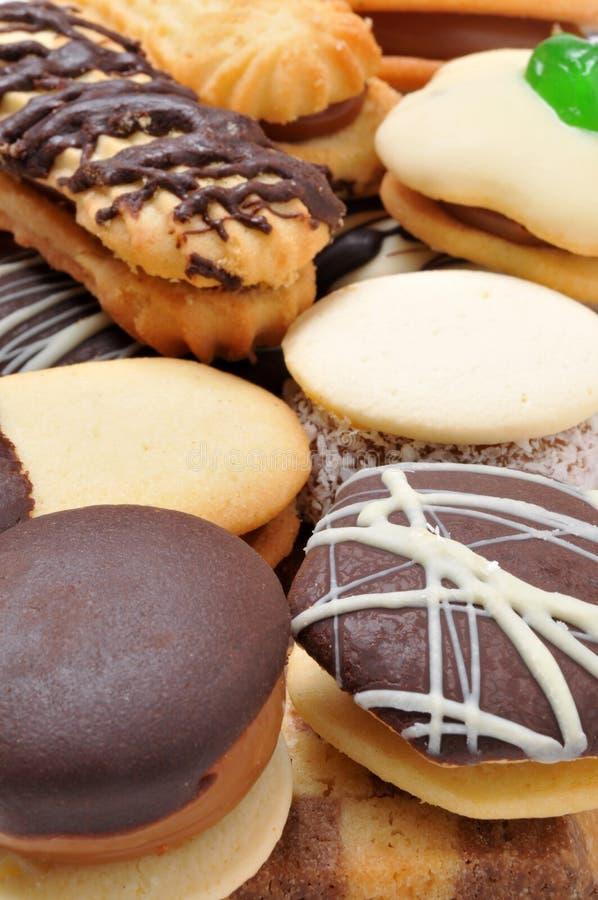 печенья стоковое изображение