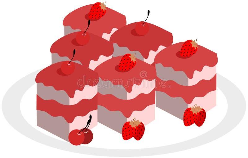 Печенья иллюстрация штока