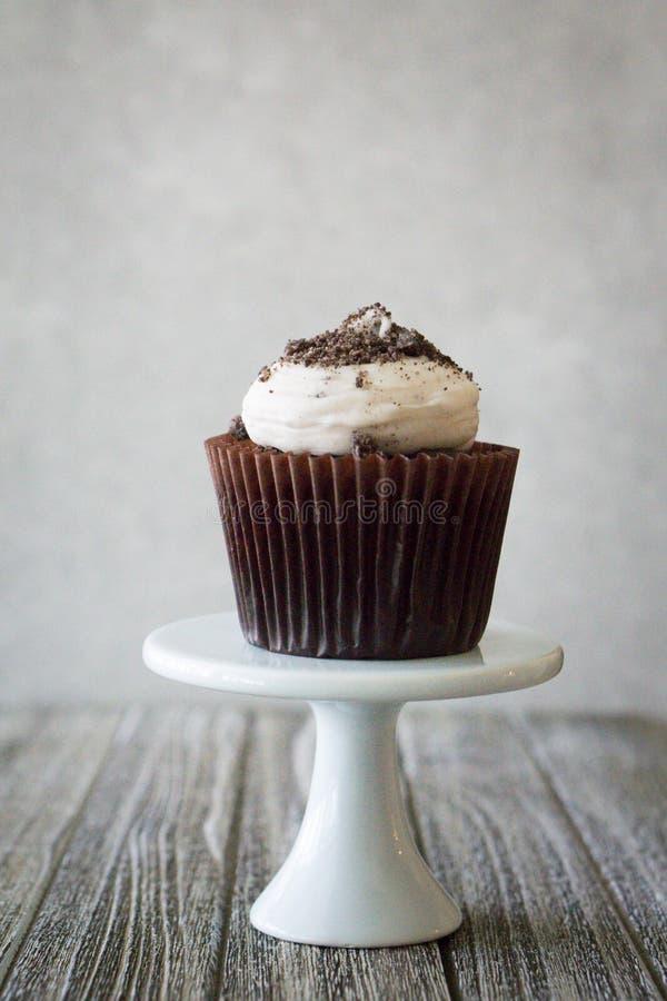 Печенья & Cream пирожное стоковая фотография rf