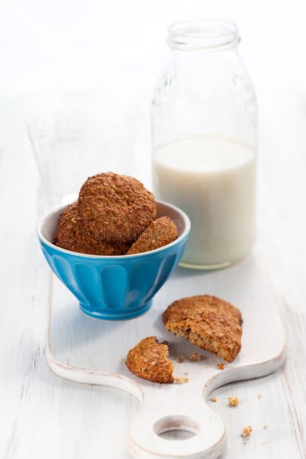 Печенья Oatmeal стоковая фотография rf