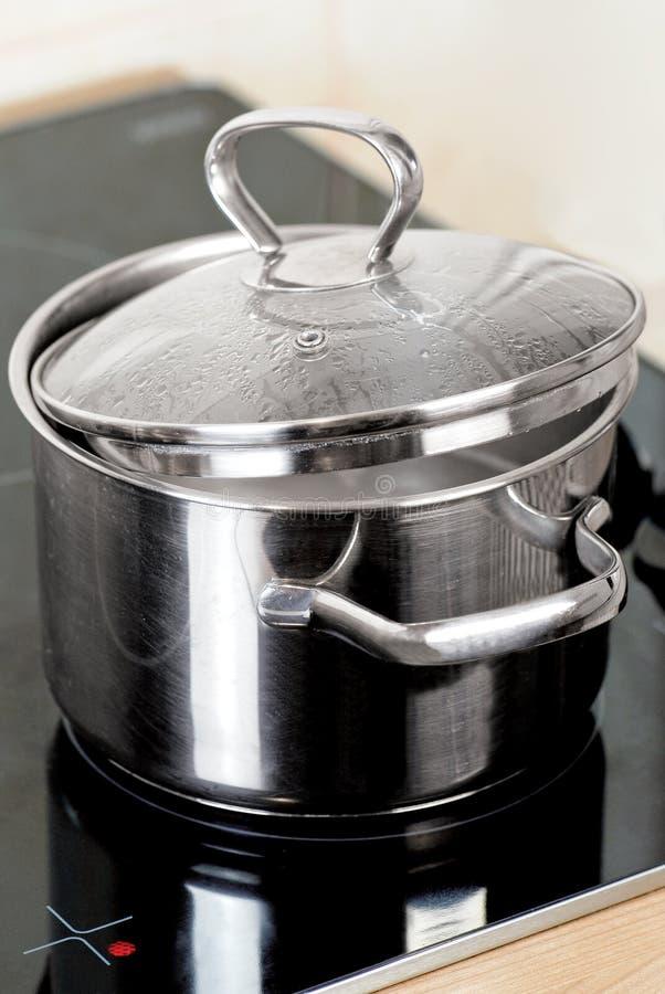 печка бака металла стоковая фотография rf