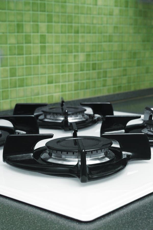 печка кухни стоковое изображение