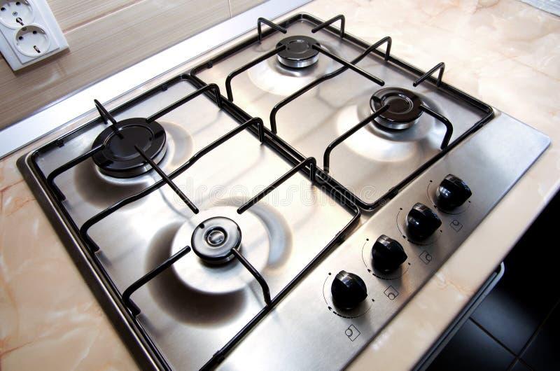Печка кухни стоковые изображения rf