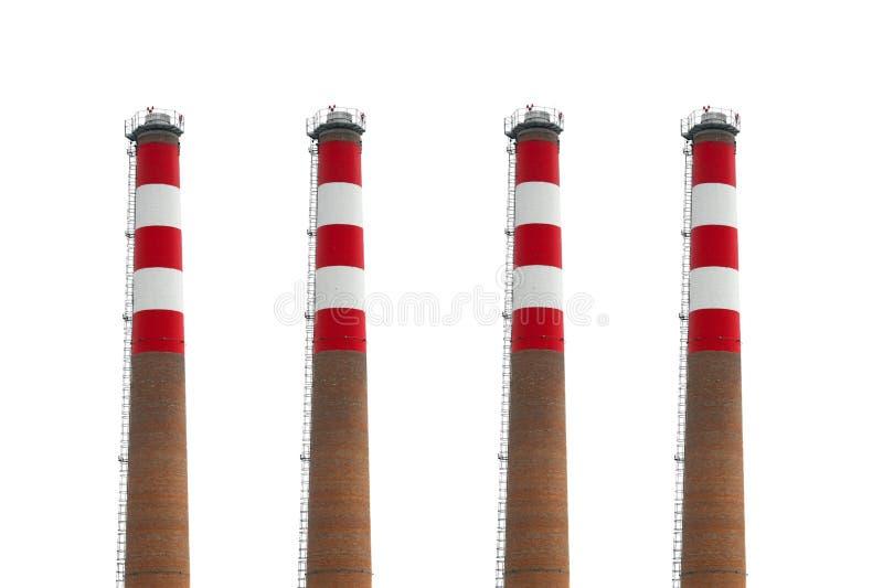 Печные трубы стоковые фотографии rf