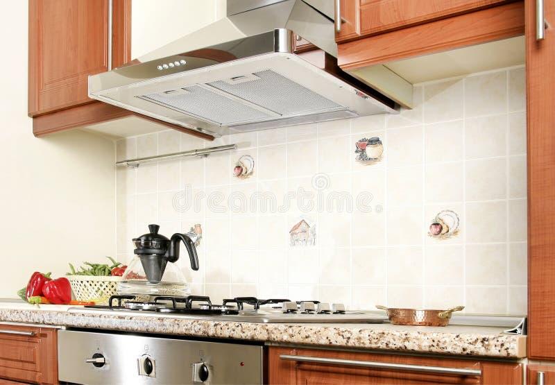 печь кухни самомоднейшая стоковые фотографии rf
