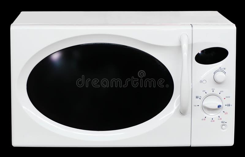 печь микроволны самомоднейшая стоковое изображение rf