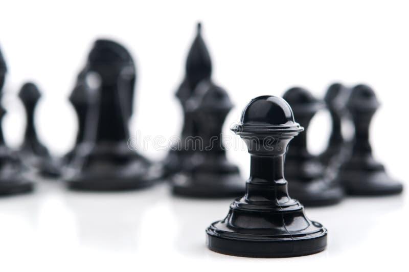 Пешка шахмат стоковое фото