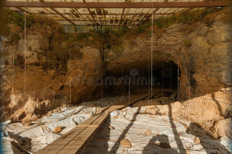 Пещера del Пошлина стоковые фотографии rf