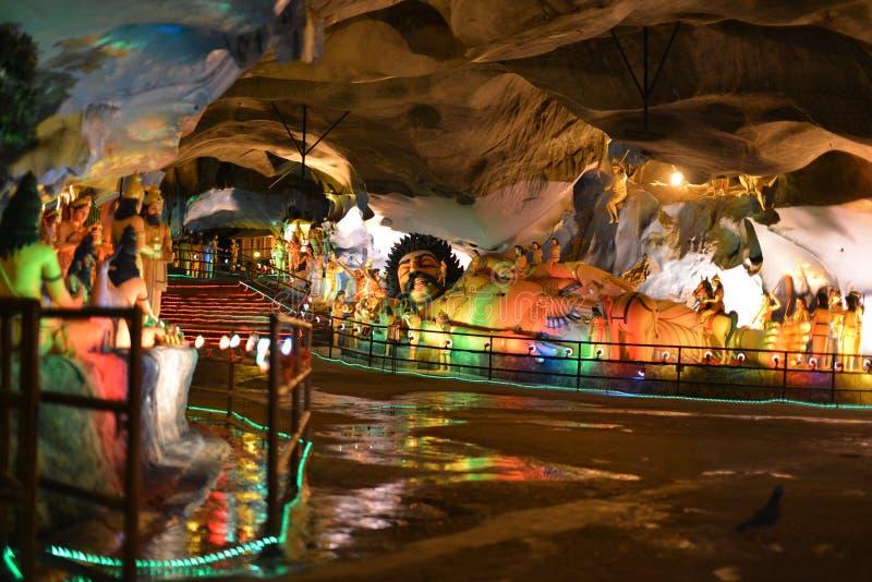 Пещера Ramayana стоковое изображение rf