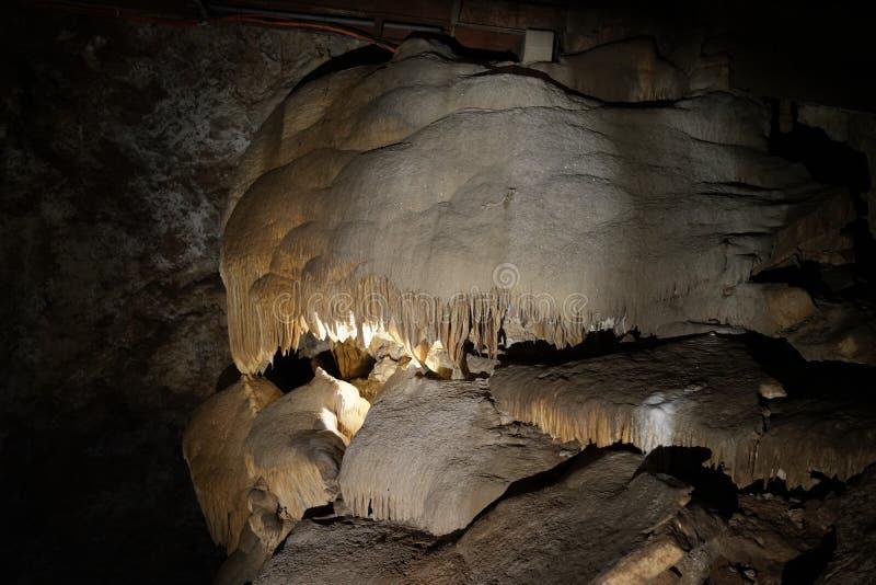 Пещеры Jenolan стоковые фотографии rf