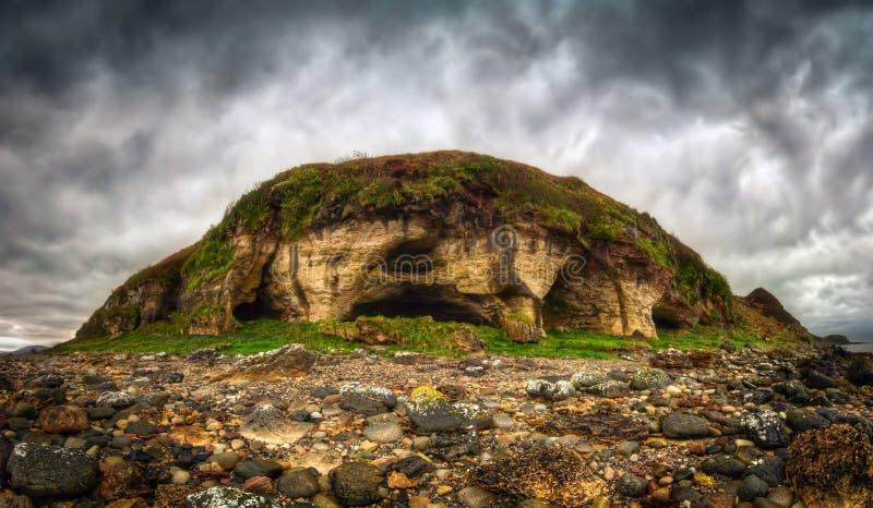 Пещеры ` s короля стоковая фотография rf
