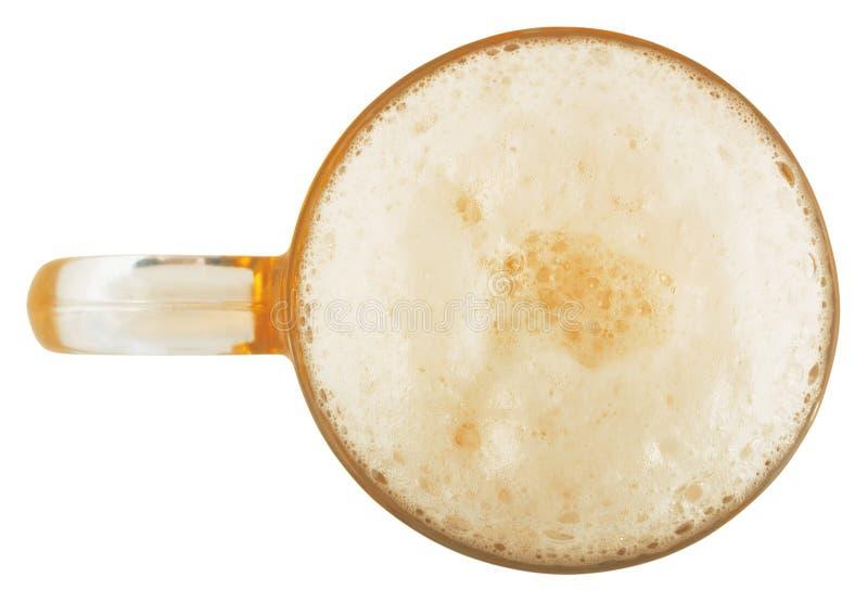 Пиво в кружке стоковое фото rf