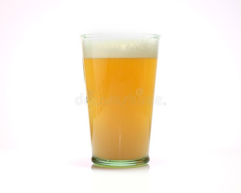 Пиво пшеницы Бельгии стоковое изображение rf