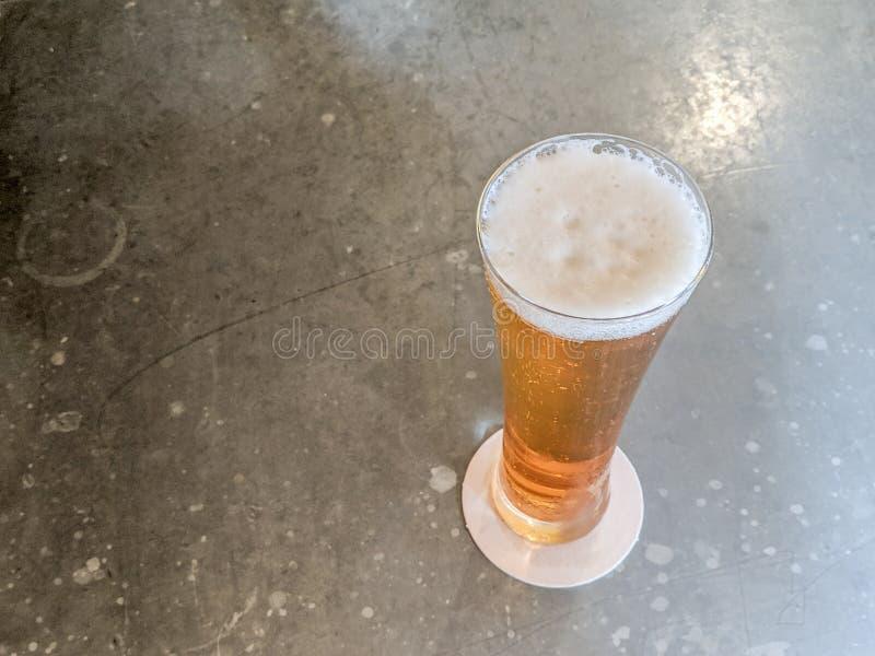 Пиво ремесла бледного эля Индии стоковая фотография rf