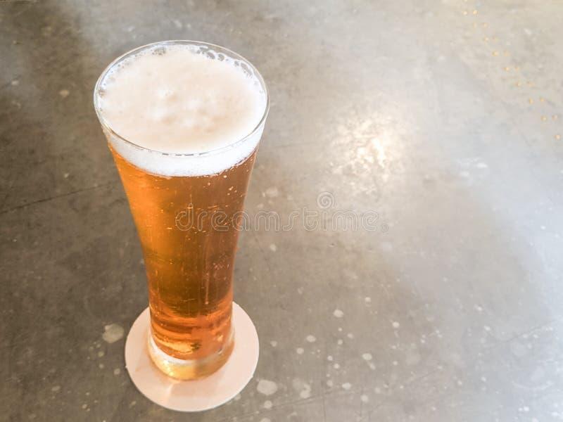 Пиво ремесла бледного эля Индии стоковые изображения