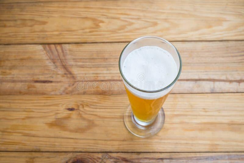Пиво ремесла в стекле стоковое изображение rf