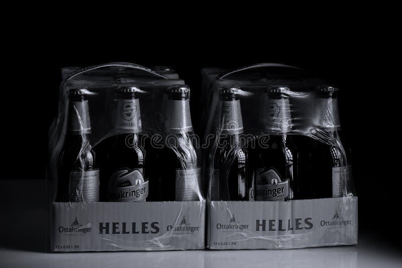 Пиво Ottakringer стоковое фото rf