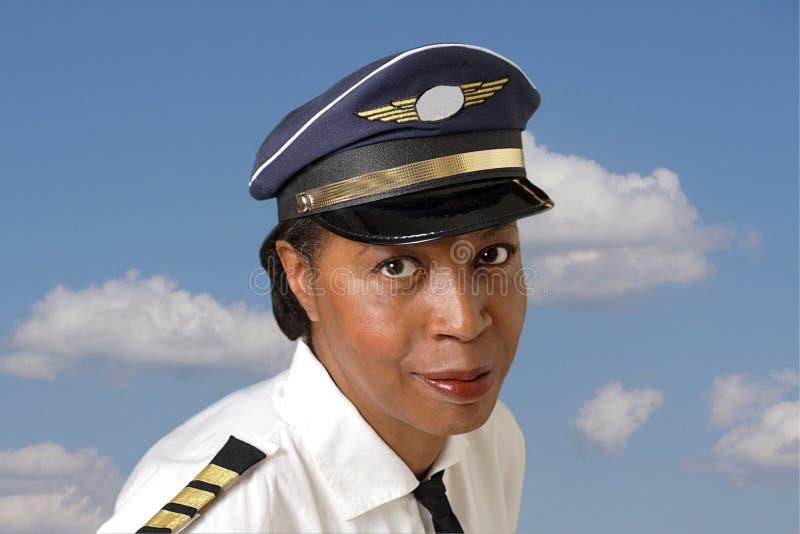 Пилот стоковая фотография rf
