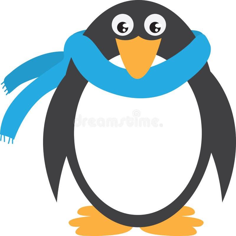 пингвин иллюстрация штока