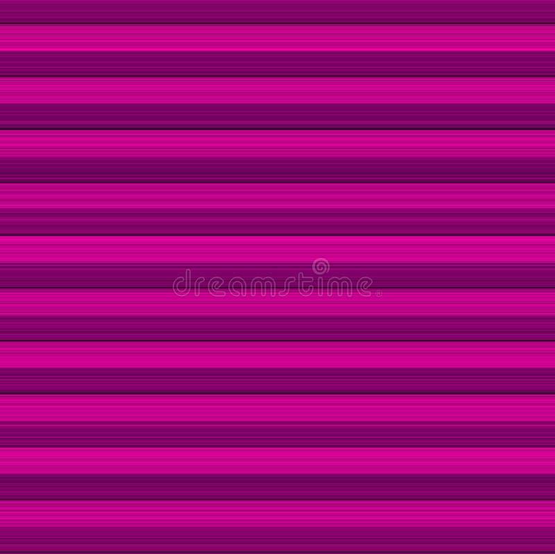 Пинк и фиолетовая тонкая предпосылка нашивки иллюстрация вектора