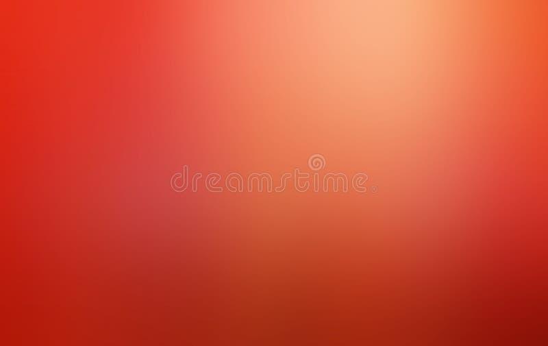 Пинк коралла конспекта градиента и предпосылка золота стоковая фотография