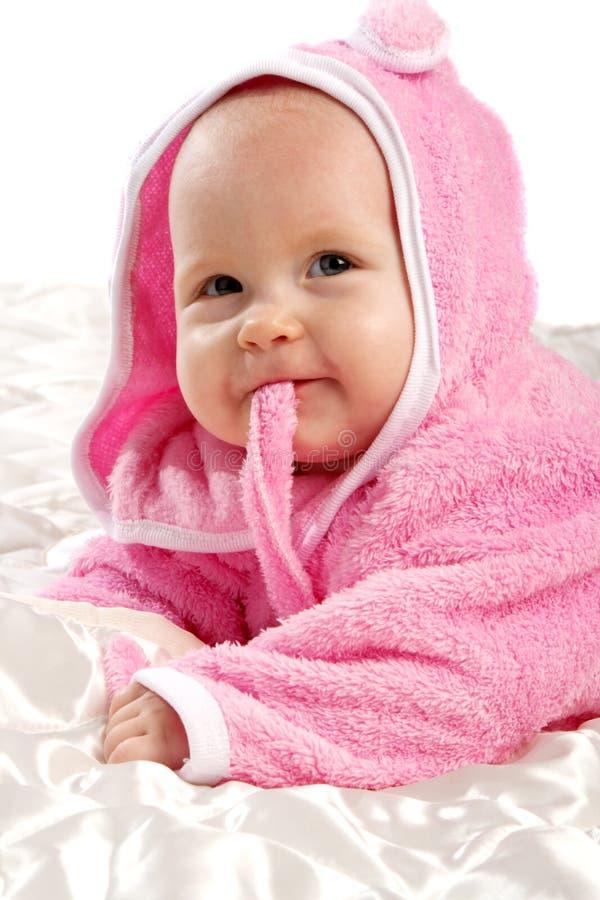 пинк младенца стоковое фото rf