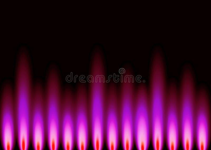 пинк пламен стоковые изображения rf