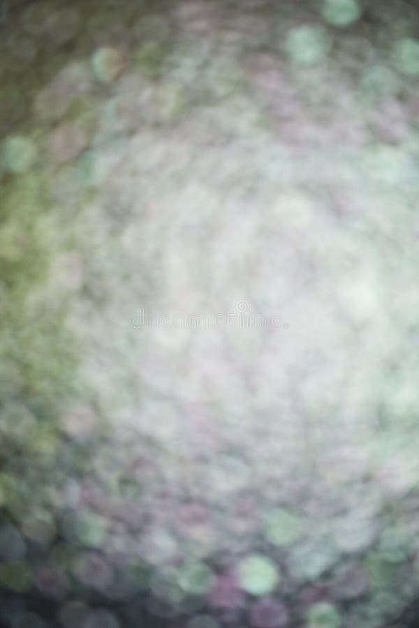 Пинк предпосылки Bokeh defocused и салатовый стоковые фотографии rf