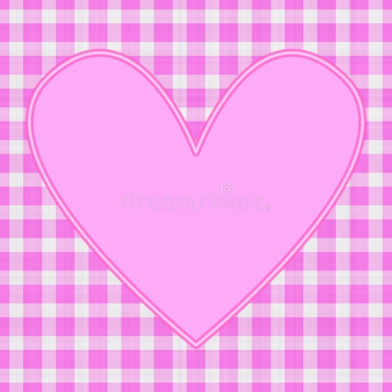 пинк сердца иллюстрация штока