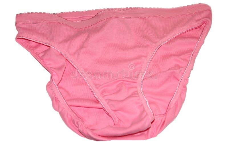 Download пинк трусов стоковое изображение. изображение насчитывающей lingerie - 87015
