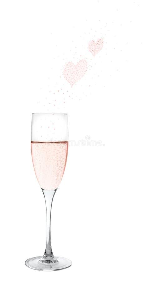 пинк шампанского иллюстрация штока