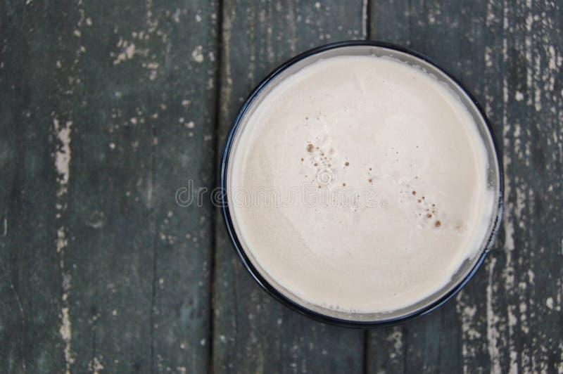 Пена пива стоковое изображение rf