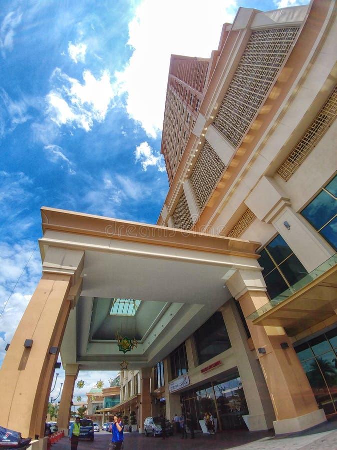 Пирамида Sunway гостиницы Sunway Clio стоковые фотографии rf