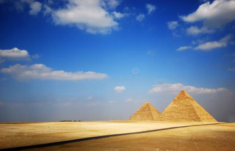 пирамидки стоковое фото