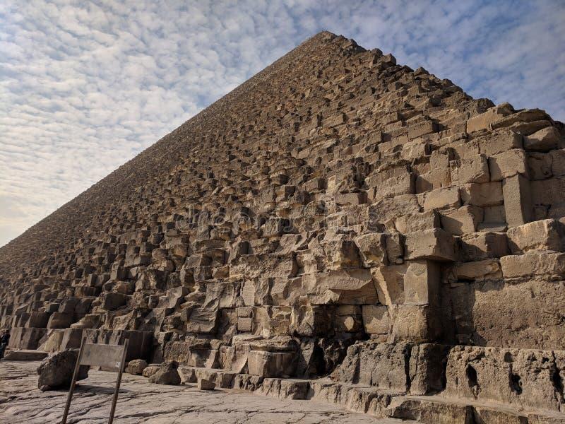 Пирамиды Гизы стоковые фото