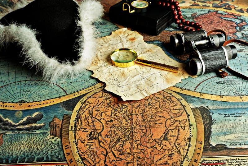 пираты стоковое фото rf