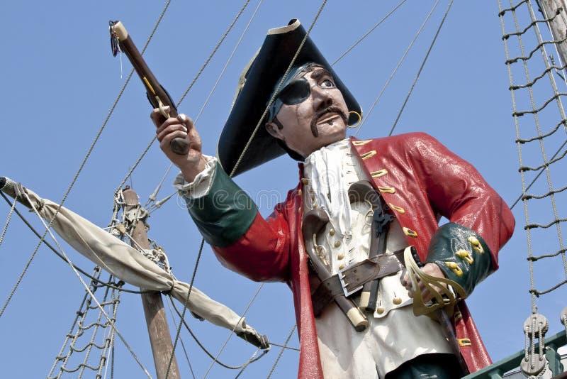 пират стоковая фотография