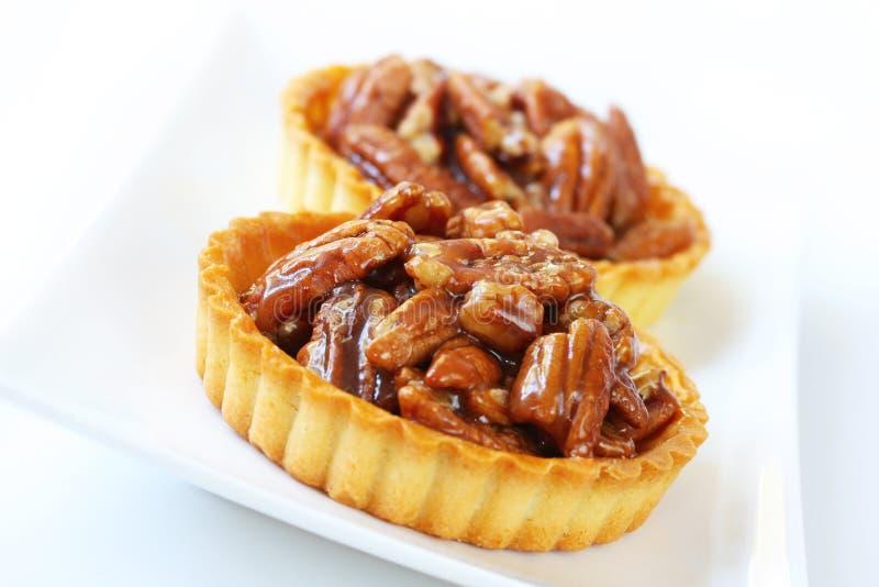пироги пекана Стоковые Фото