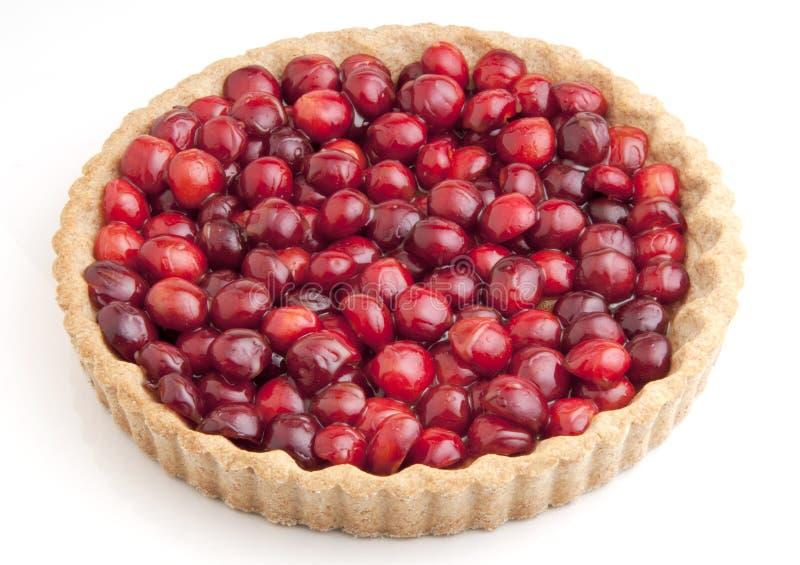 пирог вишни стоковая фотография rf