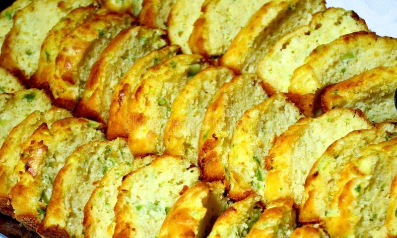 пирог овоща и сыра стоковые фотографии rf