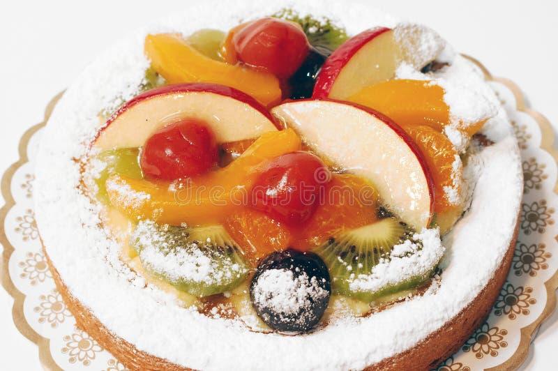 Download пирог расстегая плодоовощ стоковое фото. изображение насчитывающей цветасто - 490386