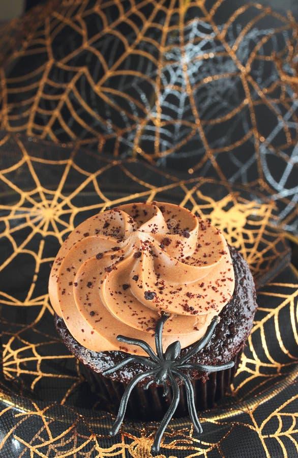 пирожне halloween стоковое фото rf