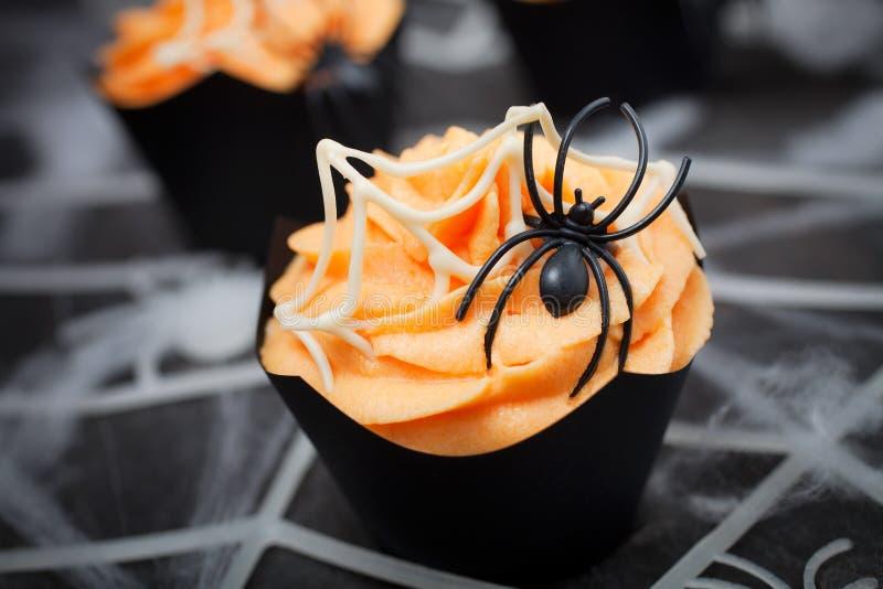 Пирожное паука стоковые изображения rf