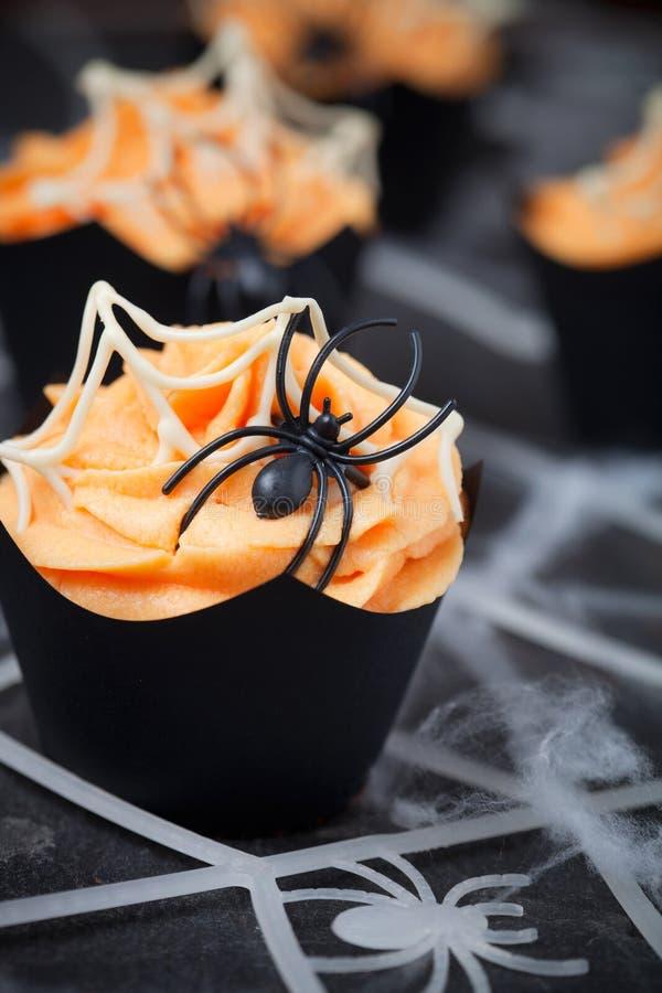 Пирожное паука стоковое изображение rf